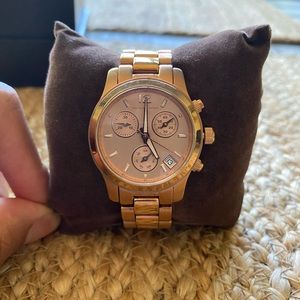 ⏱ Rose Gold Michael Kors Watch
